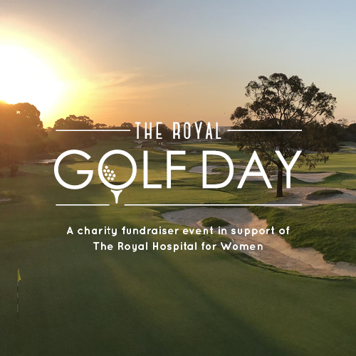 The Royal Golf Day