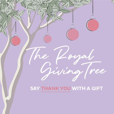 The Royal Giving Tree