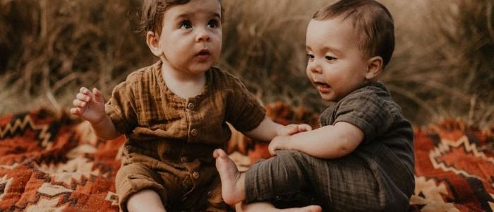 Olivia & Xavier\'s 1st Birthday