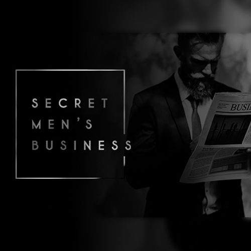 Secret Men's Business