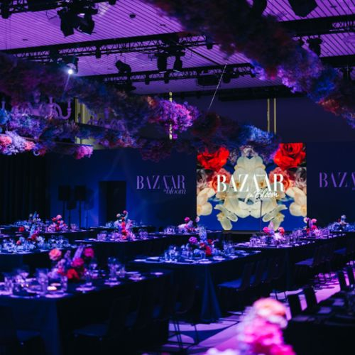 BAZAAR in  Bloom 2018