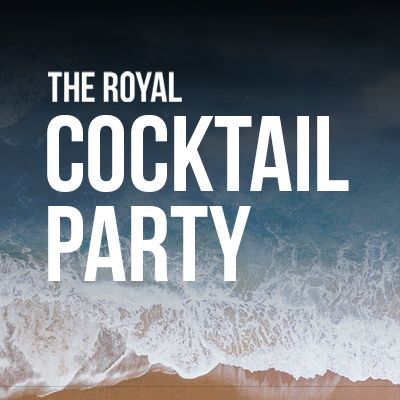 Coogee Climb for The Royal Cocktail Party